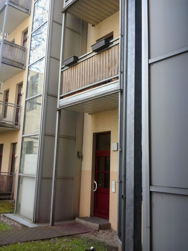 1,0 Zimmer Whg Daire 39108 Magdeburg Immobilien 4