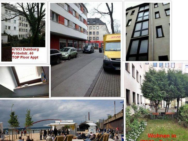 Wohnung 47053 Duisburg Immobilien