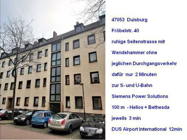 Wohnung 47053 Duisburg Immobilien 2