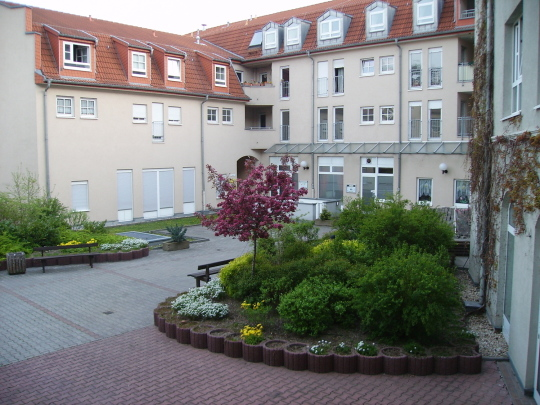 1 BHK Studio Wohnung Leipzig West Apartment Long Let Immobilien