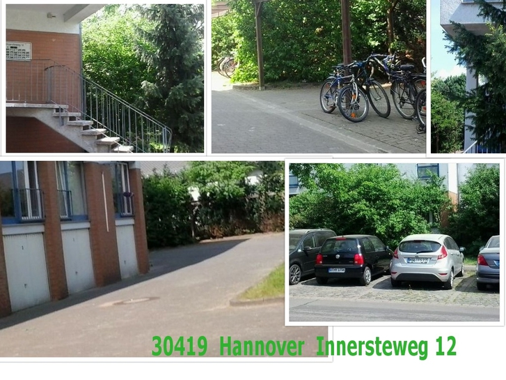 1 BR Apartment  Hannover Nord Immobilien 3