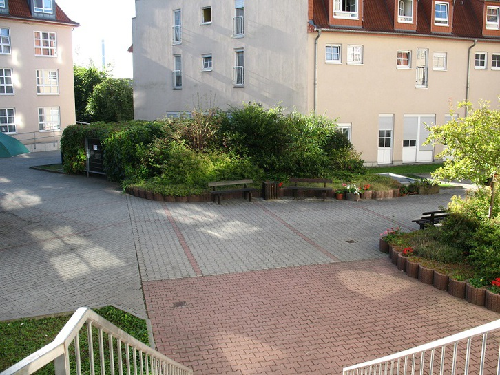 1 Zi Wohnung Leipzig West Apartment furnished Immobilien