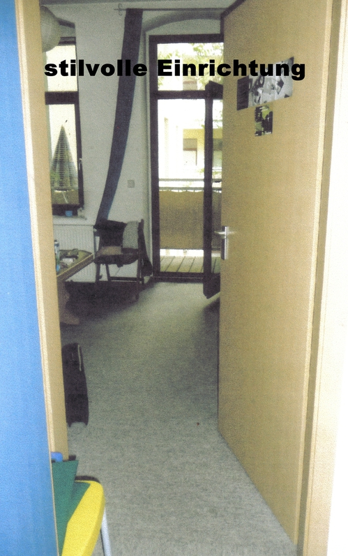 1-Zimmer Wohnung  Daire MD 39108 nahe Med Fakultät Immobilien 4