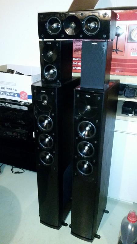 Super Jamo Boxen zu Verkaufen TV & Audio 2