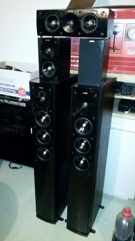 Super Jamo Boxen zu Verkaufen TV & Audio 3