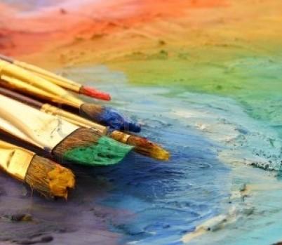 Freies Malen und kreatives Gestalten im Herzen von Zürich Stellen & Kurse