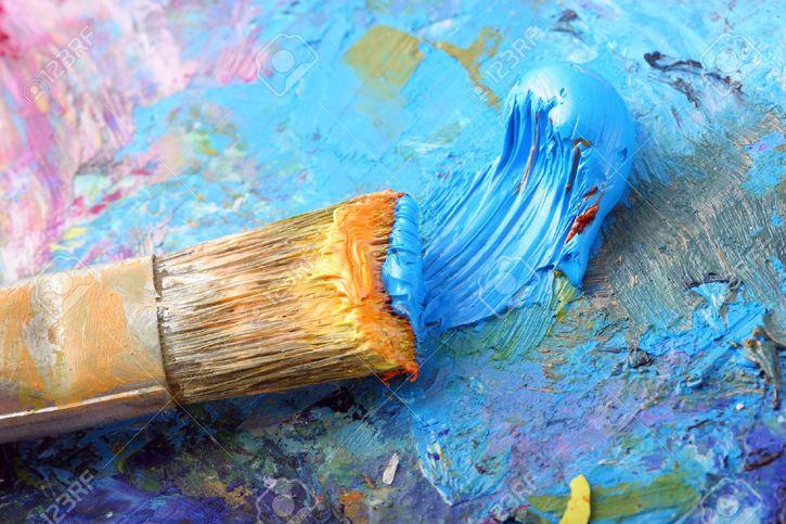 Freies Malen und kreatives Gestalten im Herzen von Zürich Stellen & Kurse 2