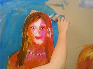 Freies Malen und kreatives Gestalten im Herzen von Zürich Stellen & Kurse 4