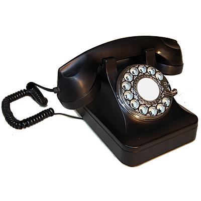Telefonieren mit Style, 50 reduziert Antiquitaeten
