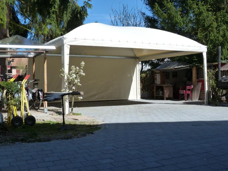 Texbau Gartenzelt, Pavillon, Ganzjahreszelt,Unterstand, Zelt Garten & Handwerk 3