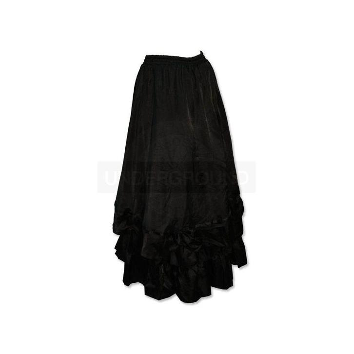 Gothischer Satinrock Gr. M / Preis verhandelbar Kleidung & Accessoires 2