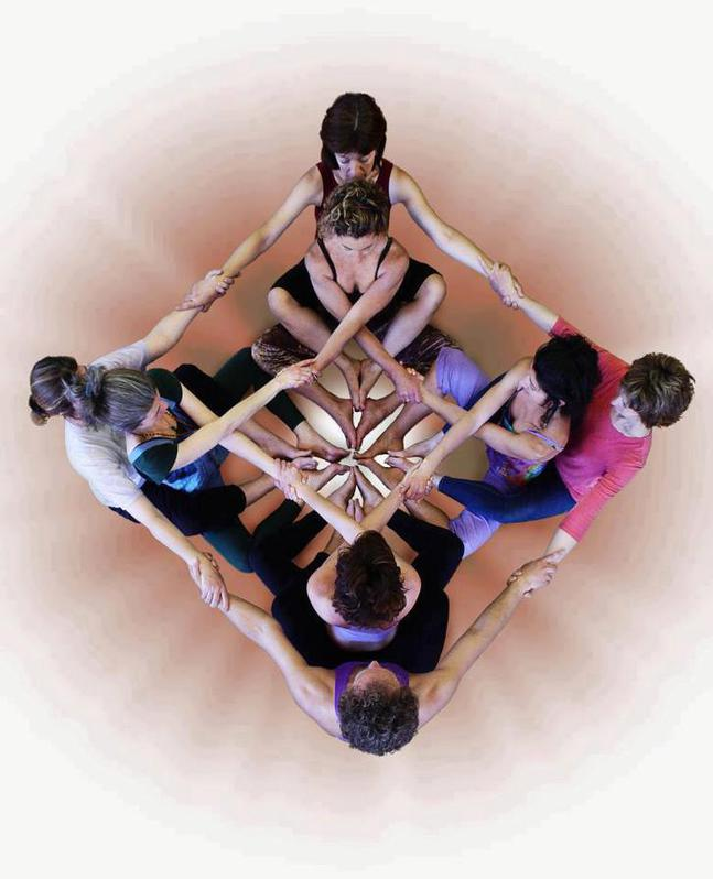WERDE Yoga Instruktor Europäische Yoga Federation Stellen & Kurse 3