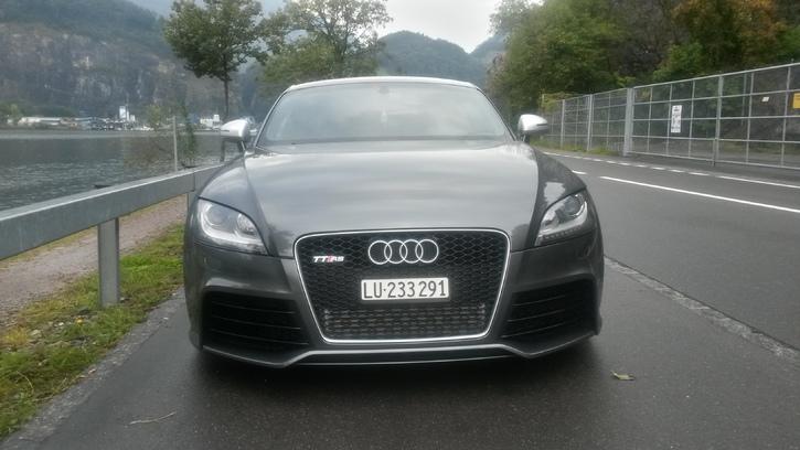 Audi TT RS ca 420 ps und  600 Nm Fahrzeuge