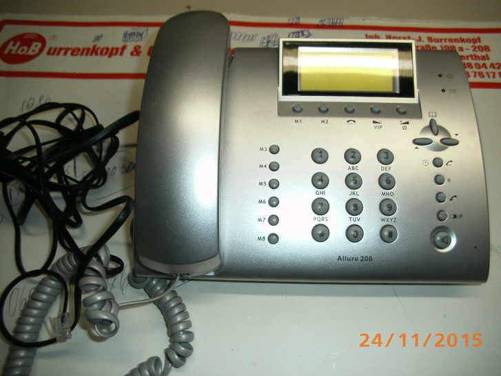 Telefon Allure  200 Antiquitaeten