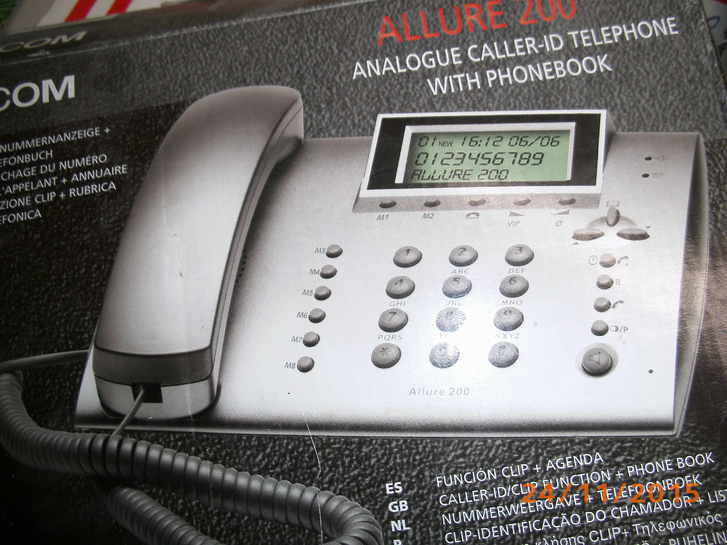 Telefon Allure  200 Antiquitaeten 3