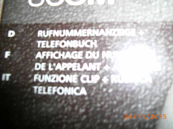 Telefon Allure  200 Antiquitaeten 4