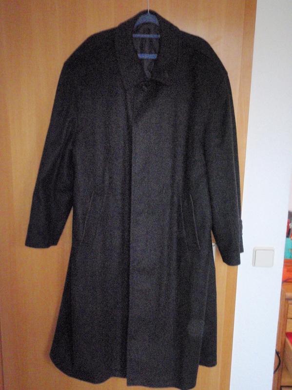 Cashmere Herrenmantel Gr.XL Kleidung & Accessoires