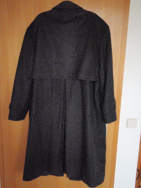 Cashmere Herrenmantel Gr.XL Kleidung & Accessoires 2