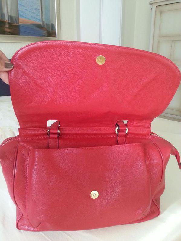 SUPER WEIHNACHTSPRÄSENT: rote Gucci-Tasche Kleidung & Accessoires 2
