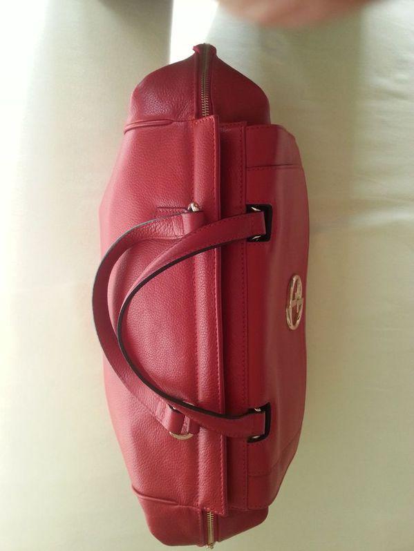 SUPER WEIHNACHTSPRÄSENT: rote Gucci-Tasche Kleidung & Accessoires 3