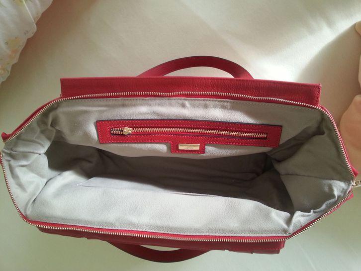 SUPER WEIHNACHTSPRÄSENT: rote Gucci-Tasche Kleidung & Accessoires 4