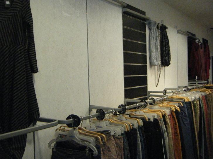 Ladeneinrichtung best. aus Paneeleplatten ca -,61x2,40 Büro & Gewerbe 3