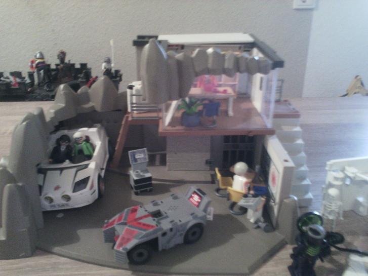 playmobil Geheimagentenlabor Spielzeuge & Basteln 2