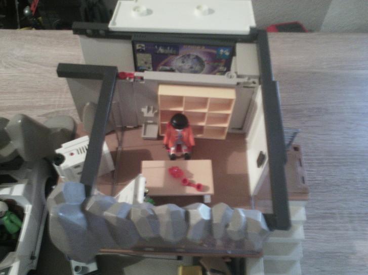 playmobil Geheimagentenlabor Spielzeuge & Basteln 3