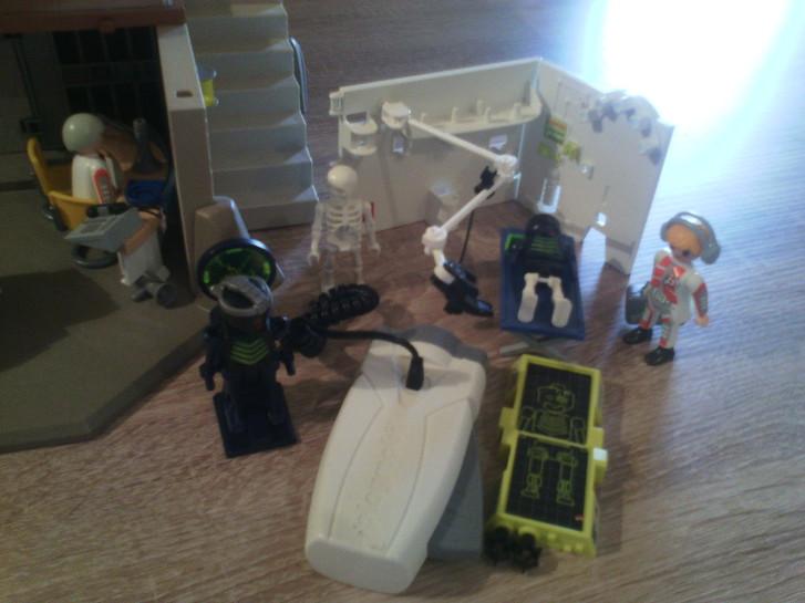 playmobil Geheimagentenlabor Spielzeuge & Basteln 4
