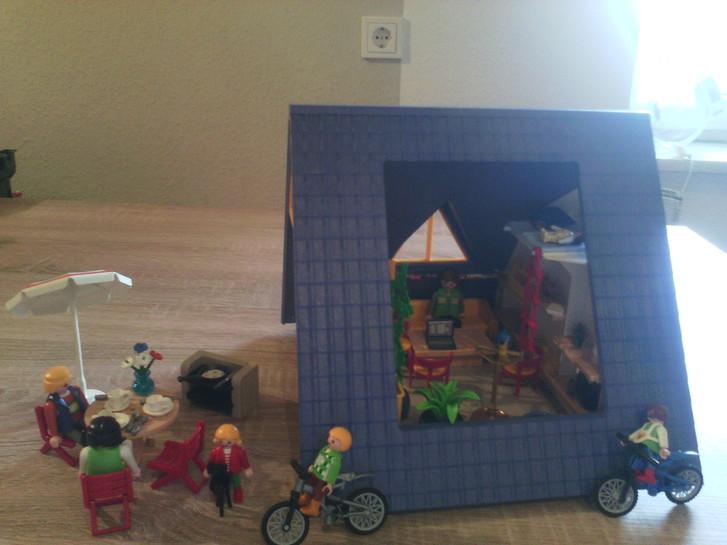 Playmobil Ferienhaus Spielzeuge & Basteln