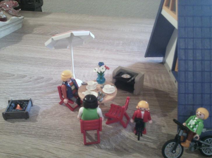 Playmobil Ferienhaus Spielzeuge & Basteln 3