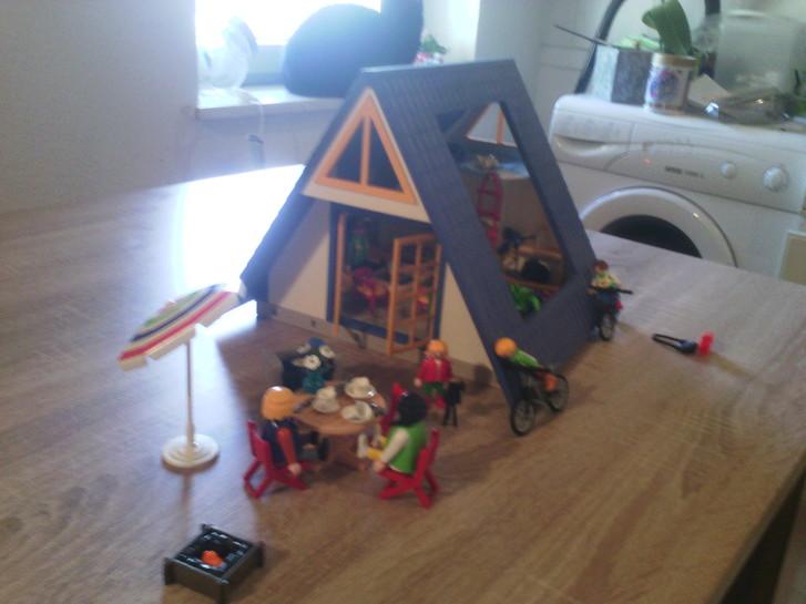 Playmobil Ferienhaus Spielzeuge & Basteln 4