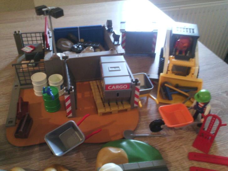 Playmobil baustelle spielzeuge basteln ich verkaufe eine - Playmobil basteln ...
