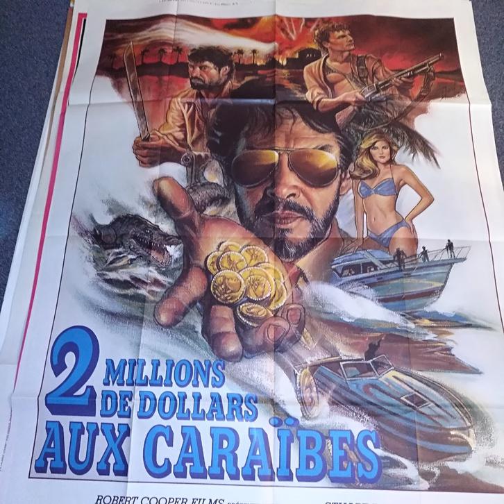 1986 CH Groß Plakat Florida Strasse Sammeln 4