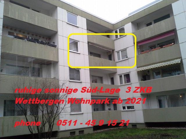 3-Zimmer Whg  Hannover Immobilien 3