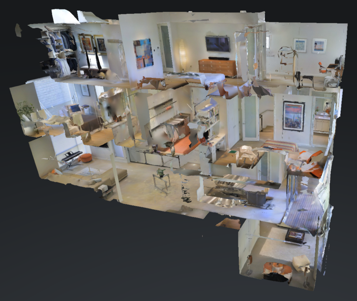 3D und Virtual Reality Fotografieren Immobilien