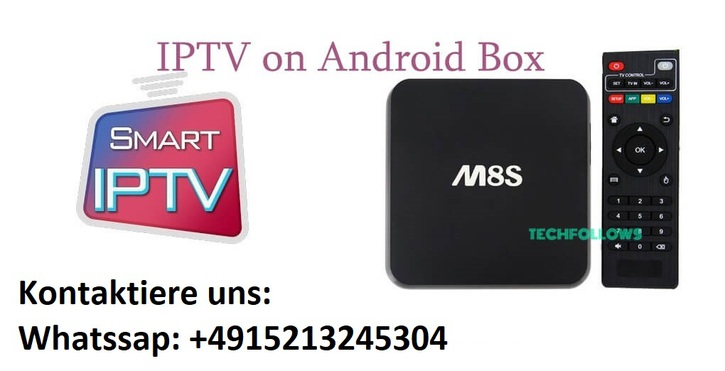 Android TV TV & Audio