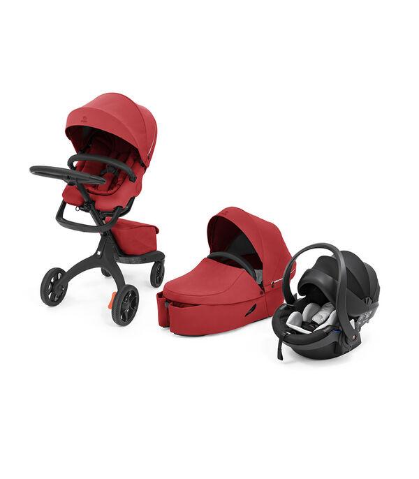 Brandneuer Stokke Xplory X 2021 Original kompletter Kinderwagen Baby & Kind 3