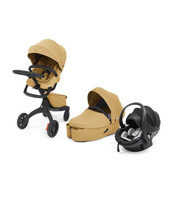 Brandneuer Stokke Xplory X 2021 Original kompletter Kinderwagen Baby & Kind 4