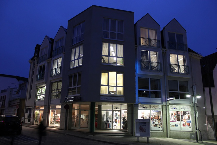 Büroadresse, Geschäftsadresse, Virtual Office, Firmensitz, Postservice Bad Kreuznach (Deutschland) Immobilien