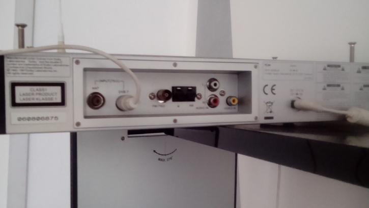 DVBT Fernseher TV & Audio 3