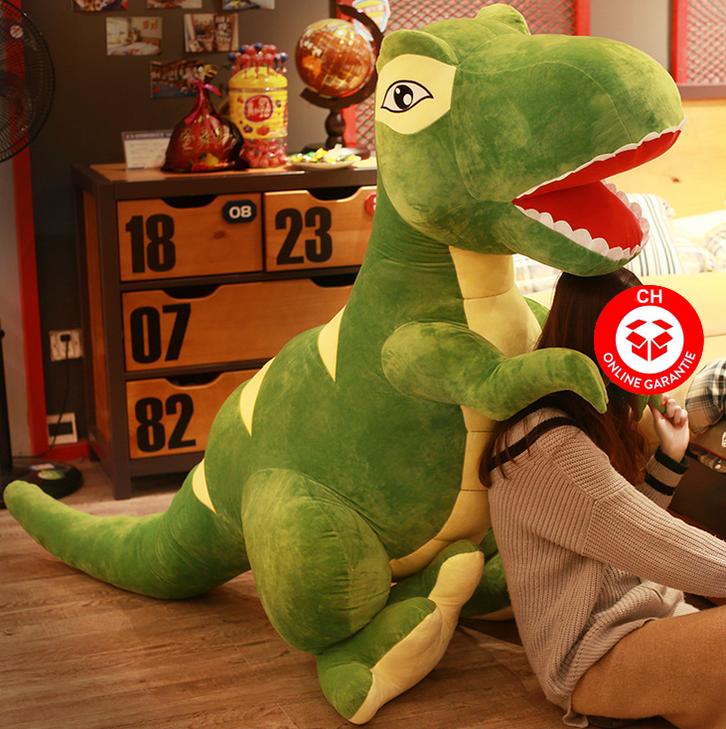 Dino Plüsch Dinosaurier T-Rex Tyrannosaurus Rex Plüschtier Plüsch Geschenk XL XXL XXXL Kind Kinderzimmer Baby & Kind 3