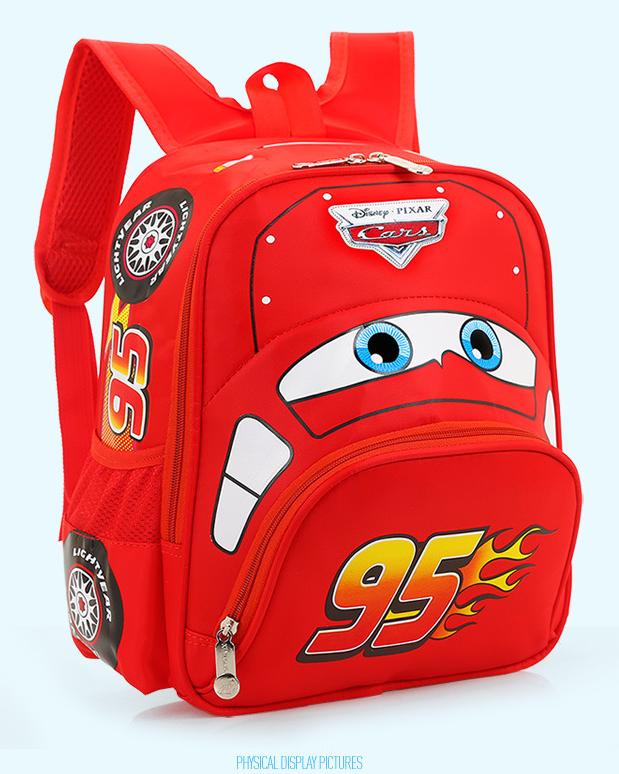 Disney Cars McQueen Auto Kinderrucksack Rucksack Kind Schule Baby & Kind