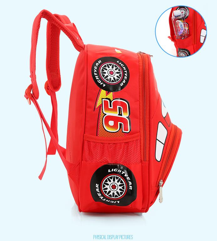 Disney Cars McQueen Auto Kinderrucksack Rucksack Kind Schule Baby & Kind 2