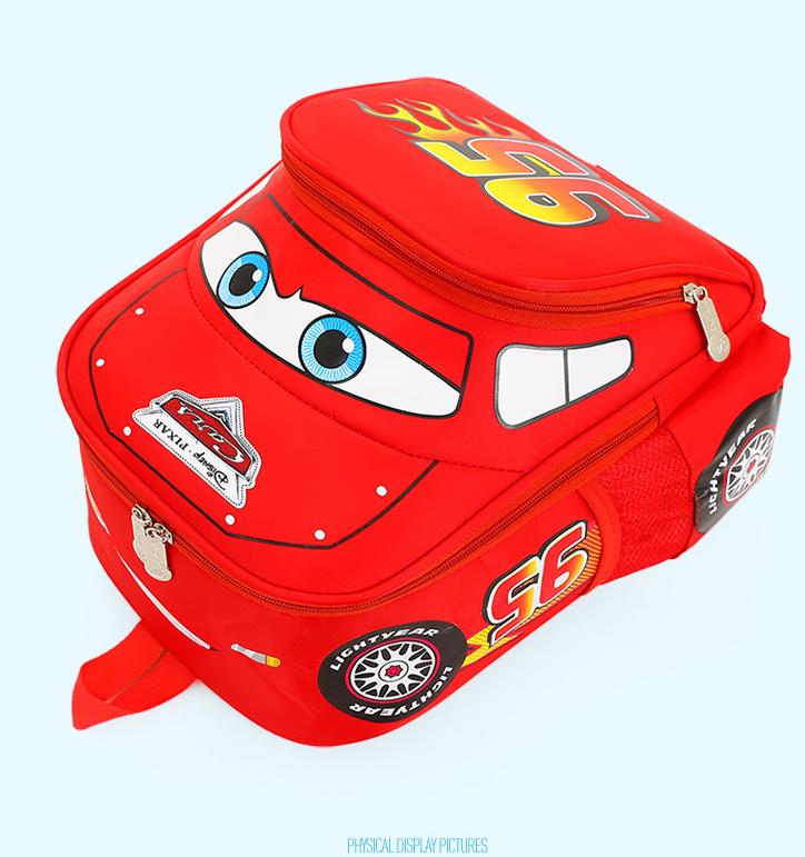 Disney Cars McQueen Auto Kinderrucksack Rucksack Kind Schule Baby & Kind 4