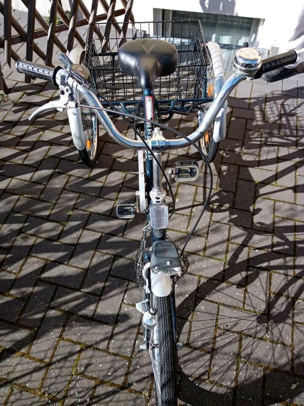 Fahrrad 3 Räder Sonstige