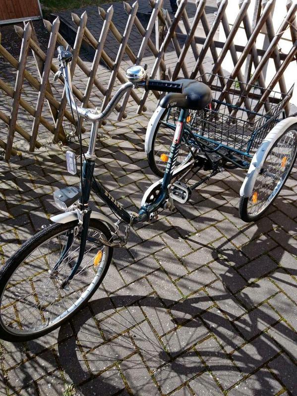 Fahrrad 3 Räder Sonstige 2