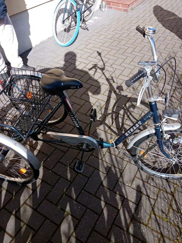 Fahrrad 3 Räder Sonstige 4