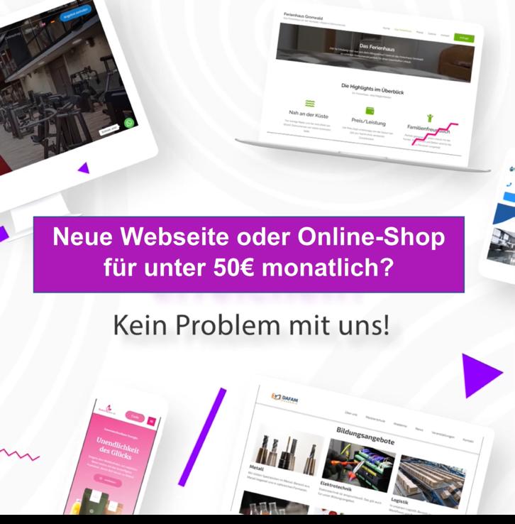 Firmenwebseite - Wordpress Webdesign digitaleformate Sonstige