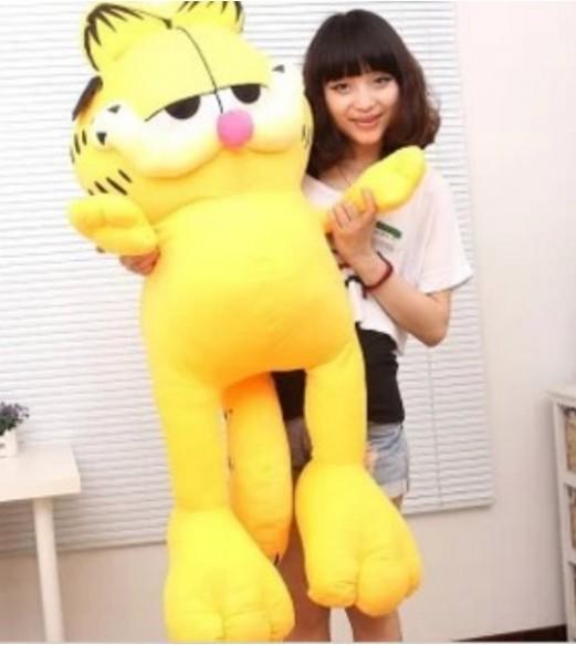 Garfield Plüschtier Plüsch Katze 125cm XXL Geschenk zu verkaufen Geschenk Frau Kind Freundin